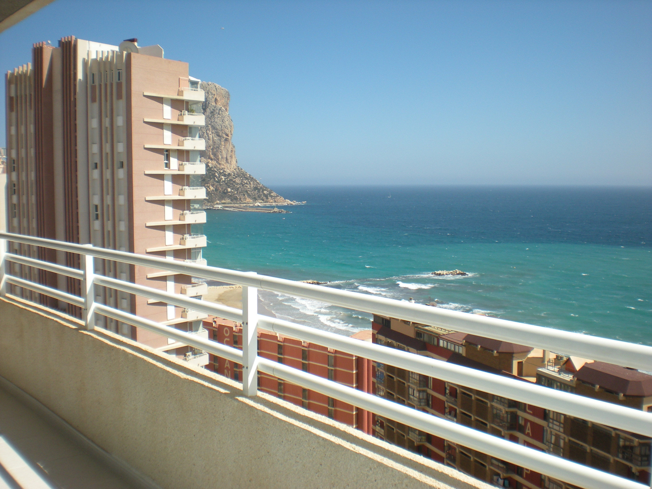 Апартаменты испания кальпе аренда