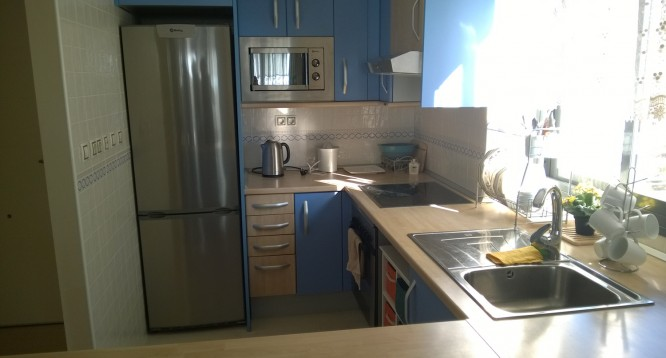 Apartamento Mirador del Mediterraneo en Benidorm (14)