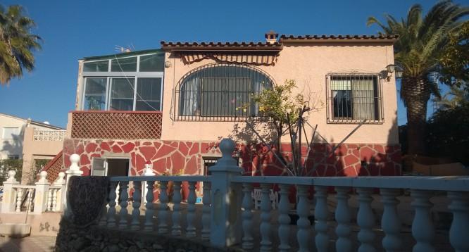 Villa El Sol en Calpe (1)