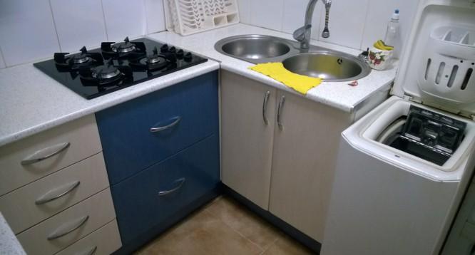 Apartamento San Luis bajo para alquilar en Calpe (9)