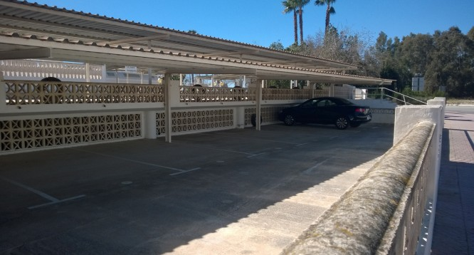 Parking Aquarium Park 4 en Calpe (1)