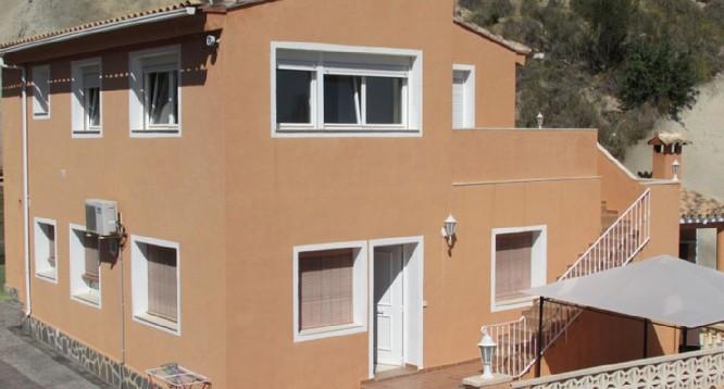 Villa Canuta de Ifach para alquilar en Calpe (13)