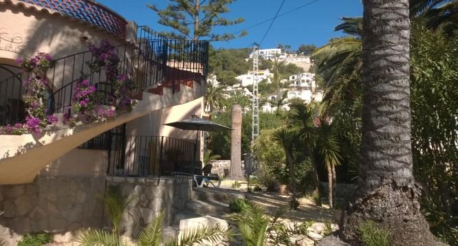 Villa Montemar en Benissa (2)
