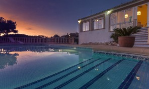 Pinosol Villa for rent in Javea
