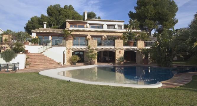 Villa Pla del Mar en Moraira  (23)