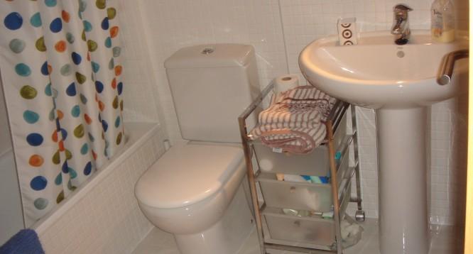 Apartamento Mesana V para alquilar en Calpe (15)