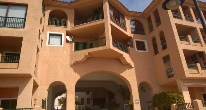 Apartamento Pueblo Mascarat en Altea (1)