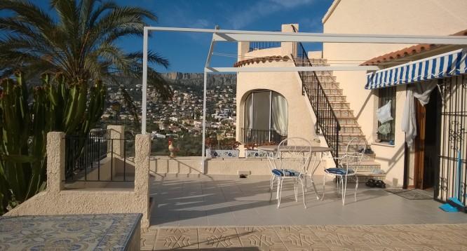 Villa Benicuco para alquilar en Calpe (10)