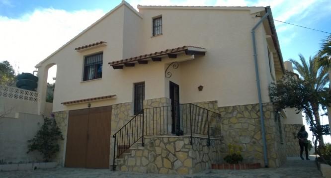 Villa Benicuco para alquilar en Calpe (33)