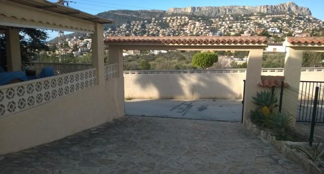 Villa Benicuco para alquilar en Calpe (35)