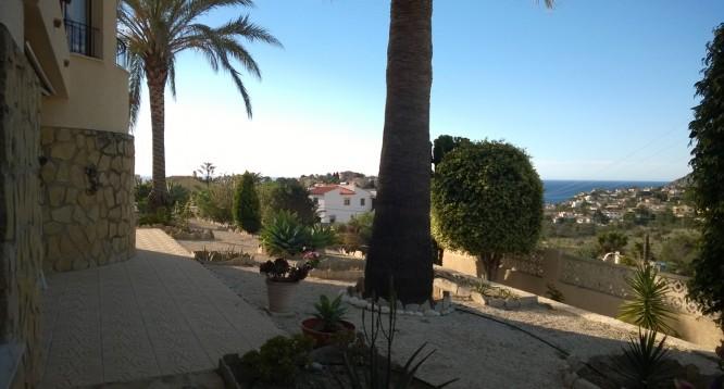 Villa Benicuco para alquilar en Calpe (37)