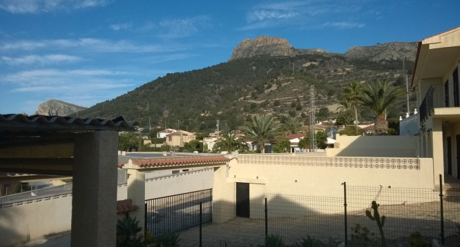 Villa Benicuco para alquilar en Calpe (38)