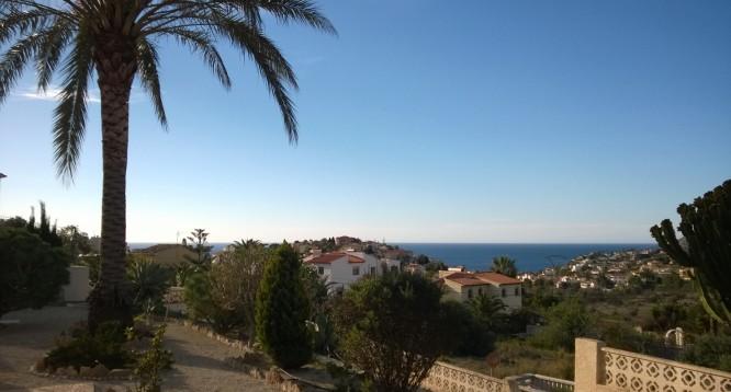 Villa Benicuco para alquilar en Calpe (39)