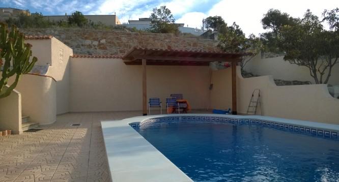 Villa Benicuco para alquilar en Calpe (44)