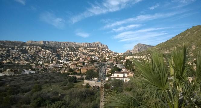 Villa Benicuco para alquilar en Calpe (5)