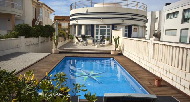 Villa Muntanyars  en Oliva (1)