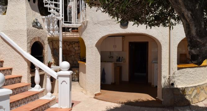 Villa Canuta de Ifach A en Calpe (2)