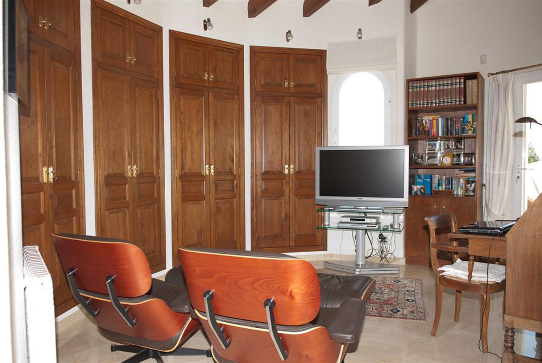 Santa Clara Villa In Altea Buy A House In Calpe
