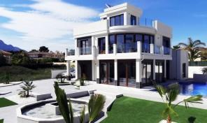 El Arabi Villa in Alfaz del Pi