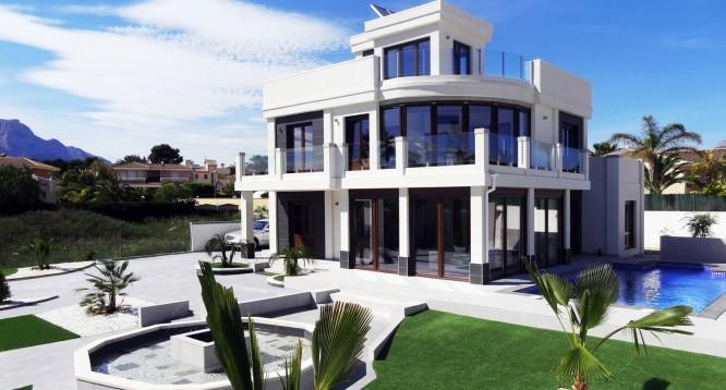 Villa El Arabi en Alfaz del Pi (5)