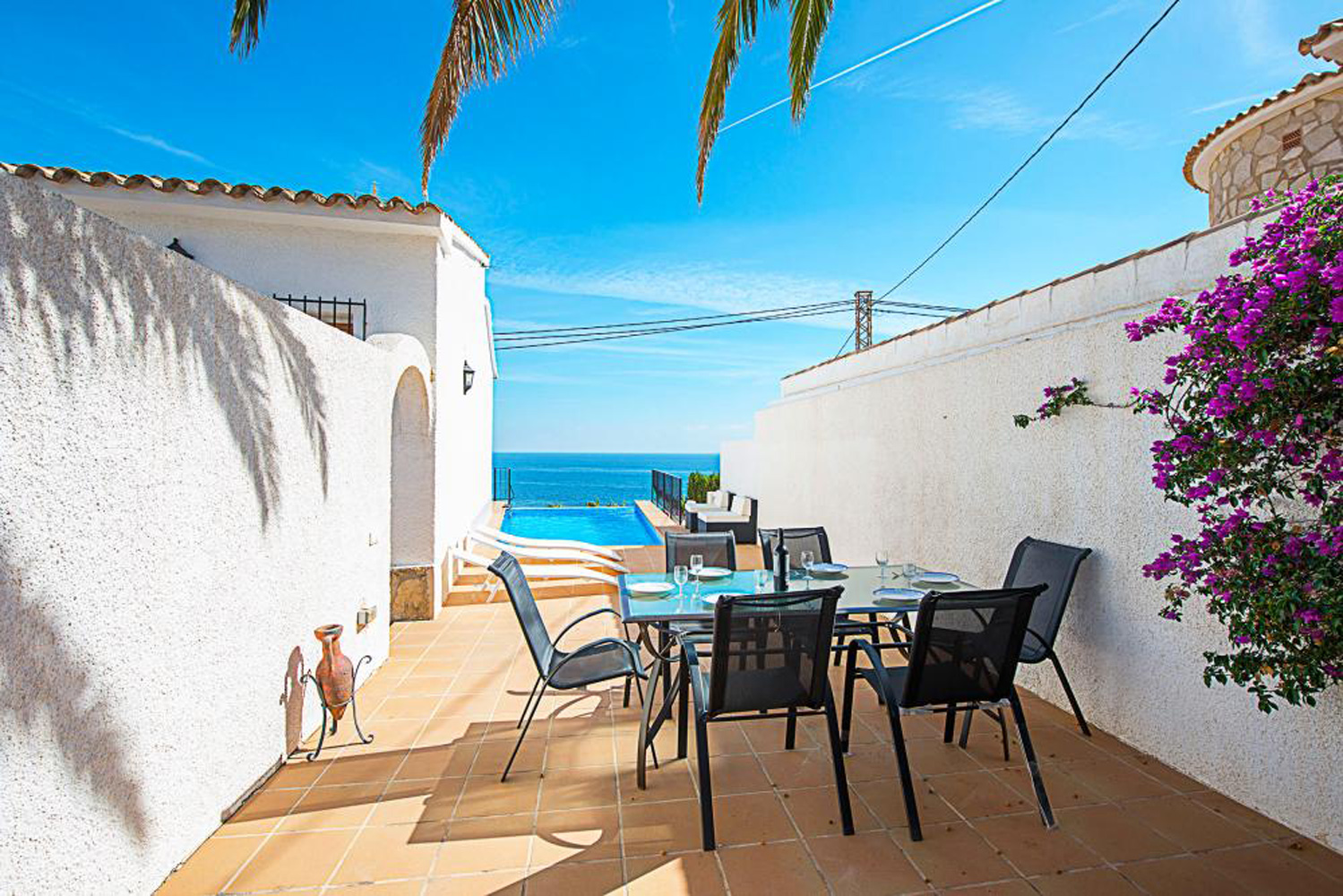 La Canuta Baja 7 Villa In Calpe Buy A House In Calpe