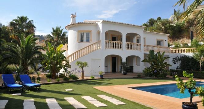 Villa Malva en Benissa Costa (1)