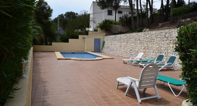Villa Viuda en Moraira (2)
