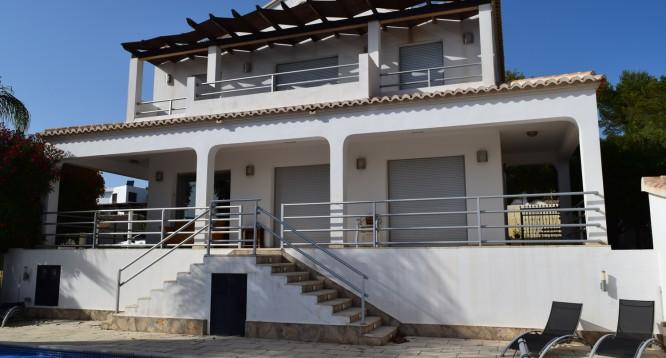 Villa La Fustera para alquilar en Benissa (13)