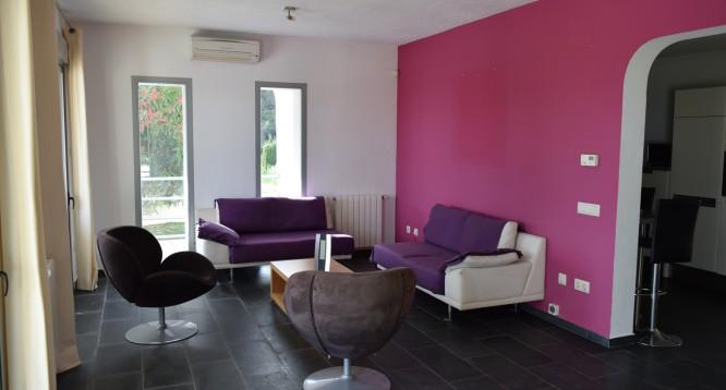 Villa La Fustera para alquilar en Benissa (24)