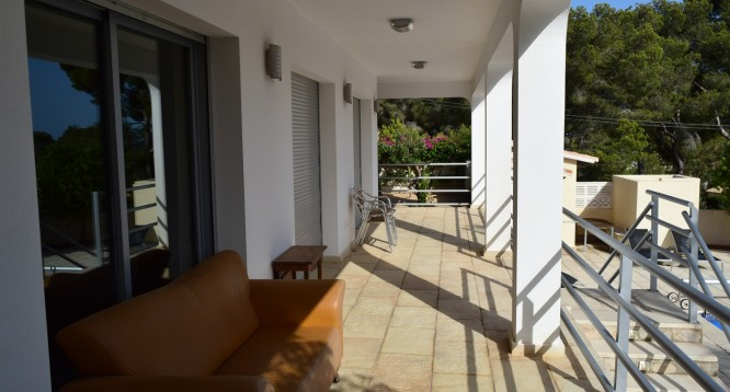 Villa La Fustera para alquilar en Benissa (8)