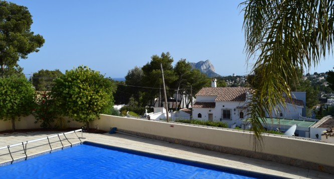 Villa La Fustera para alquilar en Benissa (9)