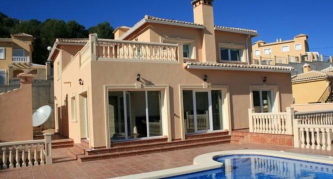 Villa Empedrola en Calpe (1)