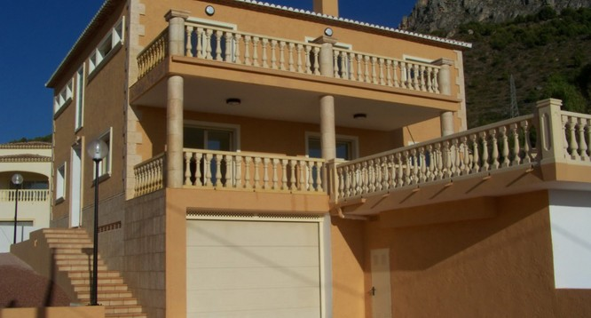 Villa La Canuta I en Calpe (11)
