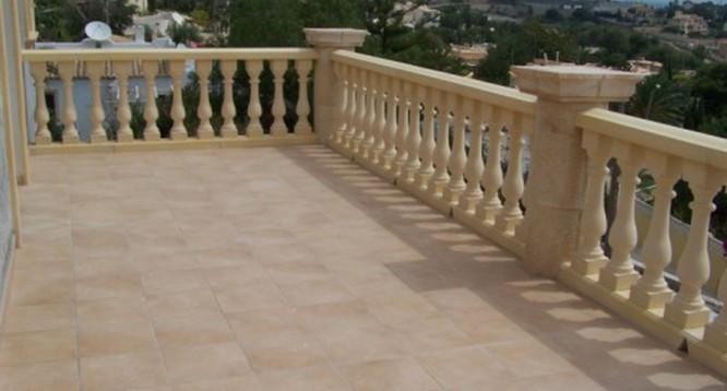 Villa La Canuta I en Calpe (2)