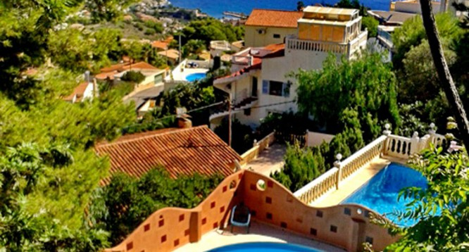 Villa Maryvilla I en Calpe (20)