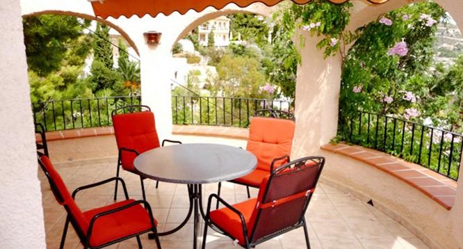 Villa Maryvilla I en Calpe (4)