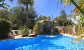 Villa Verderol en El Albir (1)
