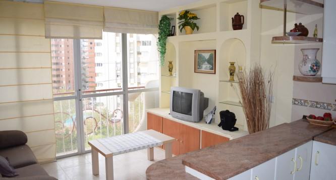Apartamento Playmon Park en Benidorm (1)