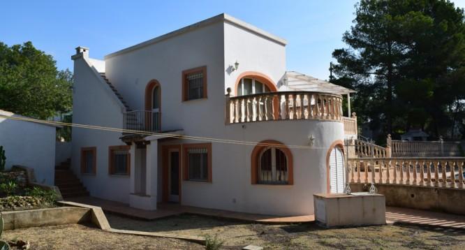 Villa Fanadix en Benissa Costa para alquilar (1) - copia