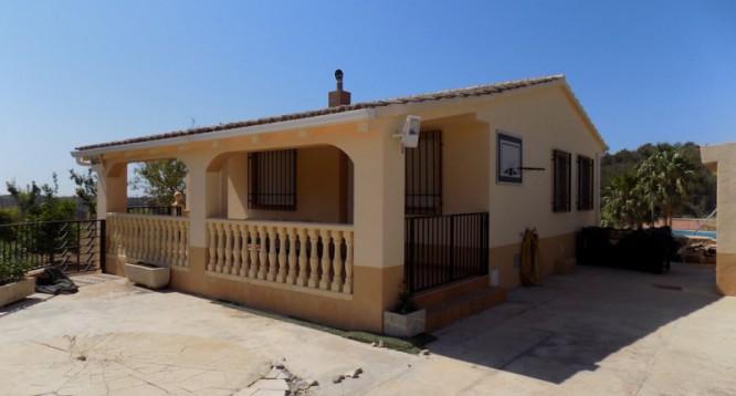 Casa en Partida Rompuda Algora en Callosa  (1)