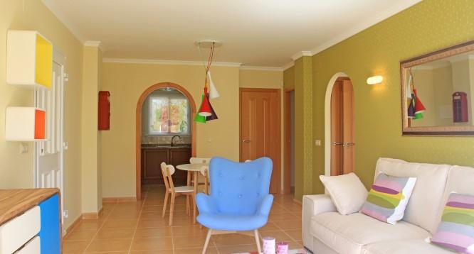 Apartamento Miramar Montecarla Cumbre del Sol en Benitachell (12)