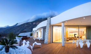 Ocean Suite Apartment in Altea