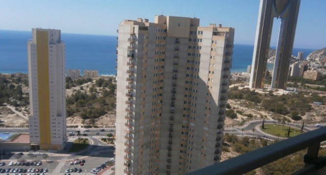 Apartamento Sol de Poniente en Benidorm (1)