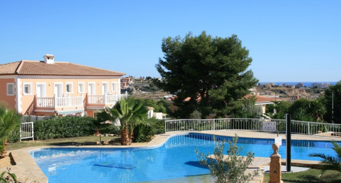 Bungalow Bel Air en Calpe (1)