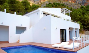Azure Villa in Altea