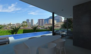 Costeres C Villa in Calpe