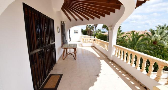 Villa Pinarmar en Calpe (2)