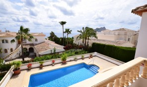 Pinarmar Villa in Calpe for Season Rent