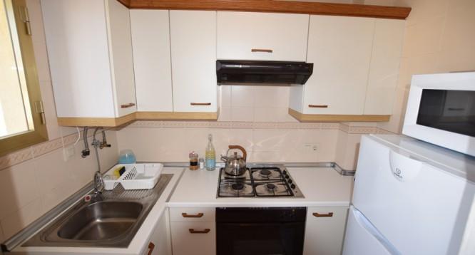 Apartamento Mare Norstrum en Calpe para alquiler de temporada (10)