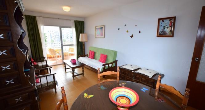 Apartamento  Voramar en Calpe para alquiler de temporada (3)
